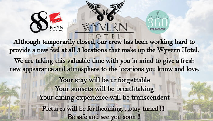 Wyvern- Changes coming soon ad